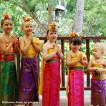 Balinese Costume KIds